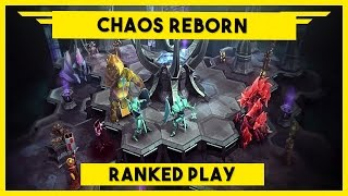Chaos Reborn Multiplayer - Online Ranked Play - 4 Matches against Midas level 40