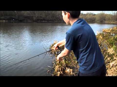 Feeder Fishing For Silver Bream