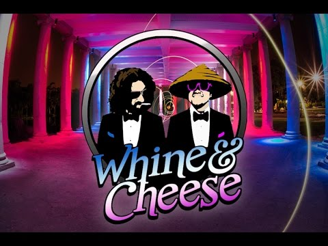 A Not Real Christmas with Whine and Cheese