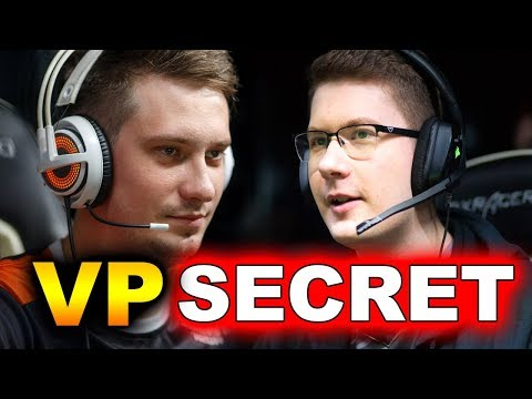 VP vs SECRET - GRAND FINAL - CHONGQING MAJOR DOTA 2