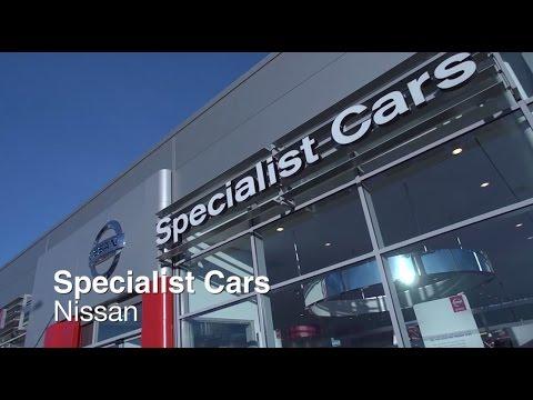 Specialist Cars Nissan | John Clark Motor Group | Nissan Dealer ...