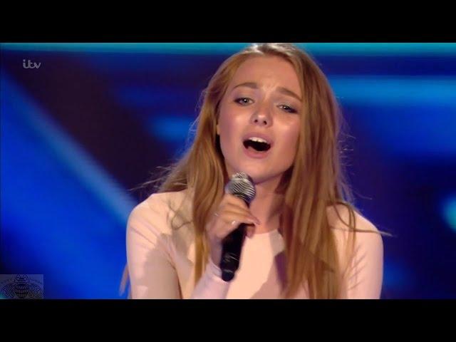 Član žirija je učinio nešto nezamislivo kada je ova 16-godišnjakinja stupila na scenu!