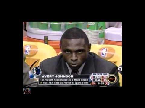 2005 NBA Playoffs WCSF Gm4 Suns Vs Mavericks {2}