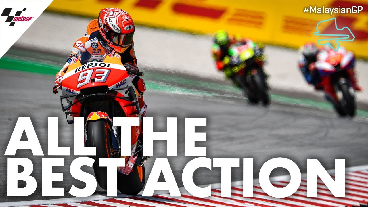 All of the Best Action | 2019 #MalaysianGP