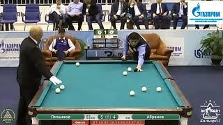 Самый нервный и самый зрелищный финал. Как Иосиф Абрамов стал чемпионом мира.