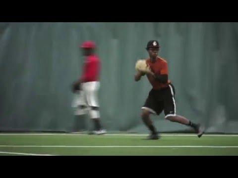 Ryan Menifee 2020 Lourdes University Baseball RHP/SS Winter Workouts