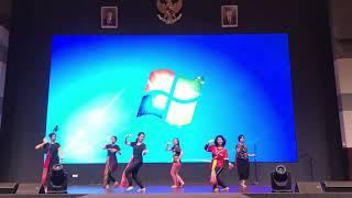 Latihan Tari Sparkling Surabaya