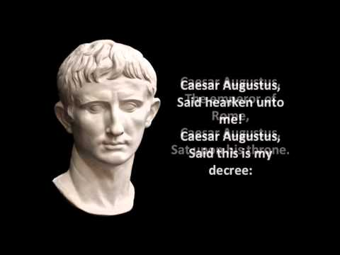 Songs for Advent and Christmas #6 Caesar Augustus