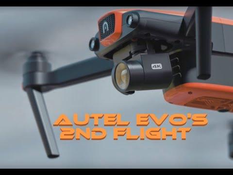 Autel evo 2nd flight vs dji mavic pro. NEW APP UPDATE!!!!!