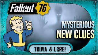 FALLOUT 76 ⚙️ Analysis, Trivia and Hidden Clues! (no leaks, just lore)