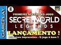🔴 THE SECRET WORLD LEGENDS - PRIMEIRAS IMPRESSÕES DO REBOOT DO MMORPG CONTEMPORÂNEO DA FUNCON