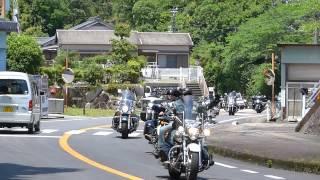 道の駅 奥熊野古道ほんぐうから新宮市に出発