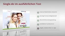 Single.de Test - die große Singlebörse von freenet im ausführlichen Test
