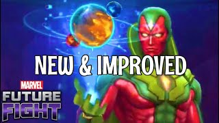 VISION REWORK HAS ROOM FOR IMPROVEMENTS | Marvel Future Fight Video