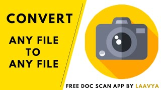 Free Doc Scan App - Scan PDF & Document Scanner Application screenshot 1