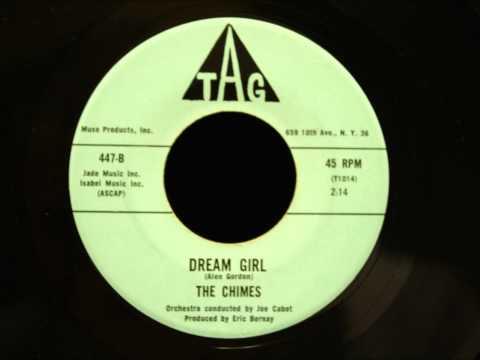 Chimes - Dream Girl - Uptempo NY Doo Wop