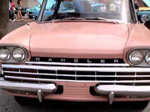 1960 Rambler Country Club Custom 4dr Hardtop Coralwht Youtube