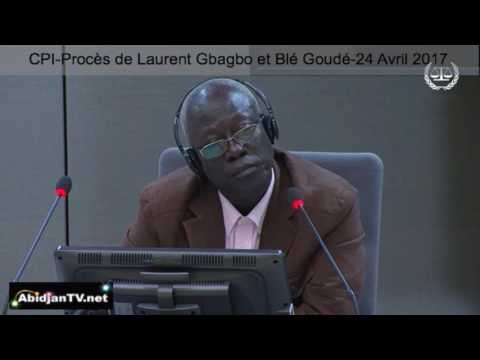 CPI-Audience de Gbagbo, proces-24 avril 2017 (3ieme) Partie Gbagbo a rendu visite à Maguy le Tocard