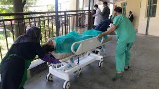 مقتل 12 شخصاً على الأقل في ثلاثة انفجارات هزت العاصمة الأفغانية…