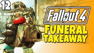 Fallout 4 - The Meat Factory #12 - Funeral Takeaway