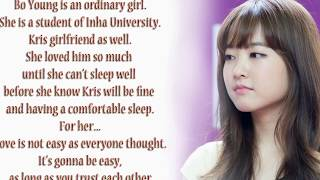 forgiveness   kris tao and park bo young   synopsis
