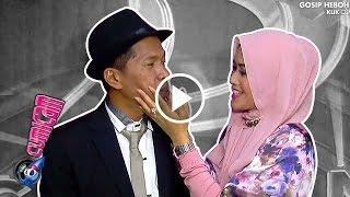 Nekat, Kiwil Cium Mesra Istri di Depan Media - Cumicam 21 April 2016
