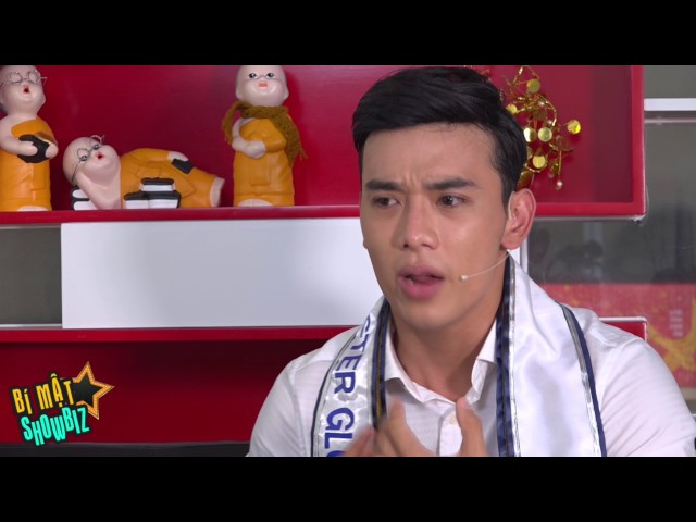 [8VBIZ] - Á vương Thuận Nguyễn lột đồ khi tham gia talkshow 8:PM