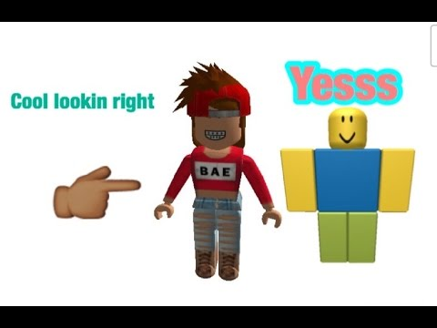 HOW TO MAKE A ROBLOX AVATAR WITHOUT ROBUX (and cute) Also thumbnail
