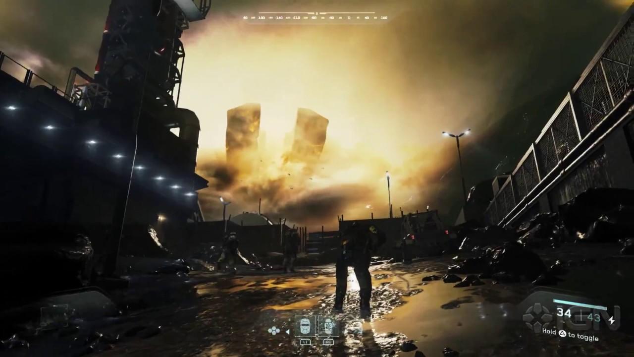 Call of Duty: Infinite Warfare - Operation Burn Water
