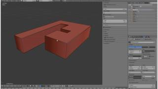 blender setting perspective field of view form the default of 33mm ...