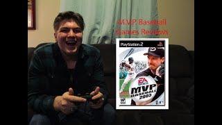 M.V.P. Baseball Games Reviews Ep. 1: M.V.P. Baseball 2003 (PS2)
