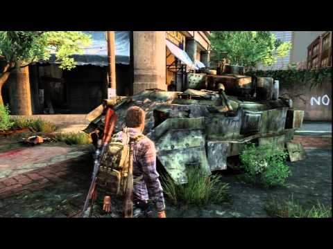THE LAST OF US || The Rootwork Building (6 of 15): Interactive Structure III, Part 1 [720p]