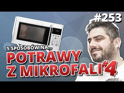 5 sposobw na... POTRAWY Z MIKROFALWKI #4