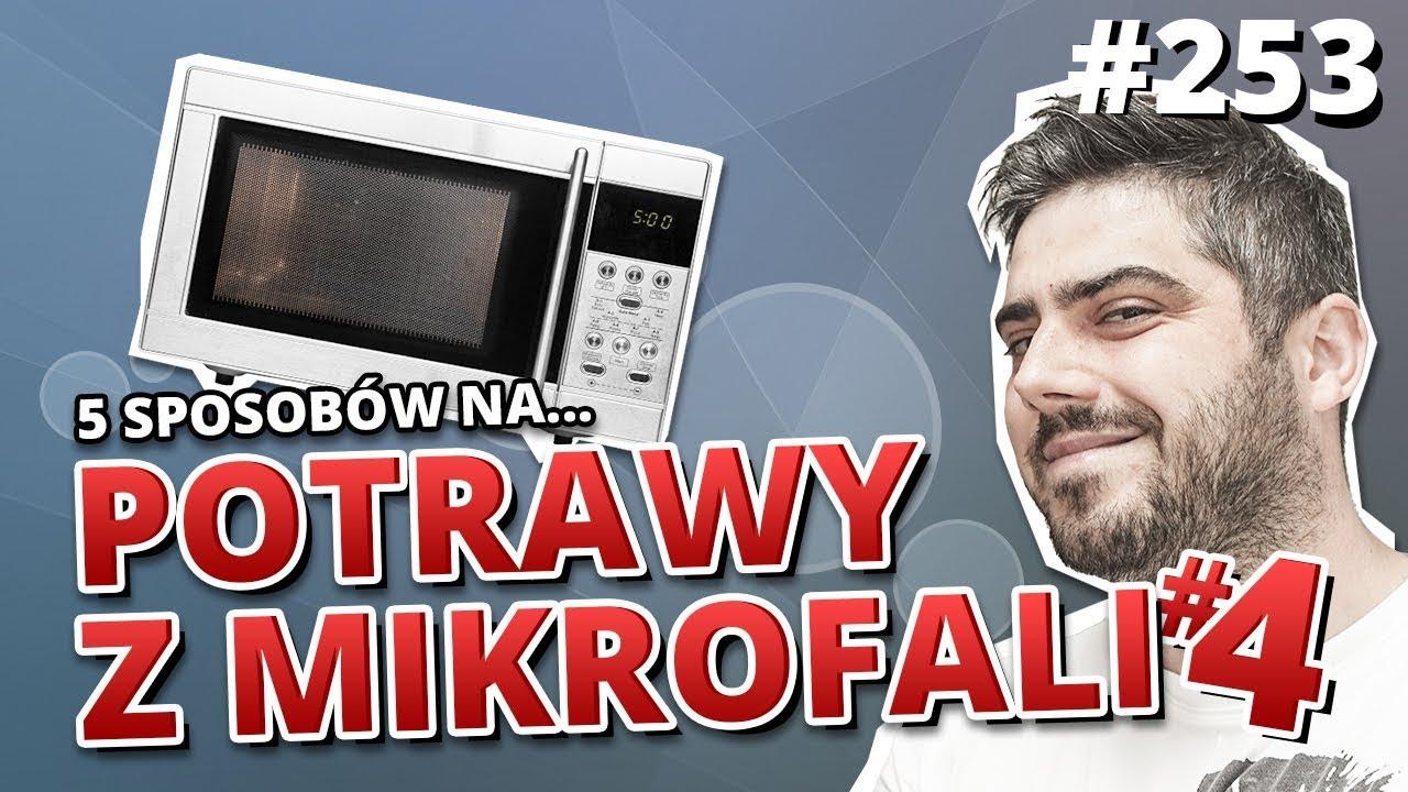 Zaskakujące dania z mikrofalówki na 5 sposobów