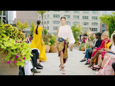 Oscar de La Renta | Spring Summer 2019 Full Fashion Show | Exclusive
