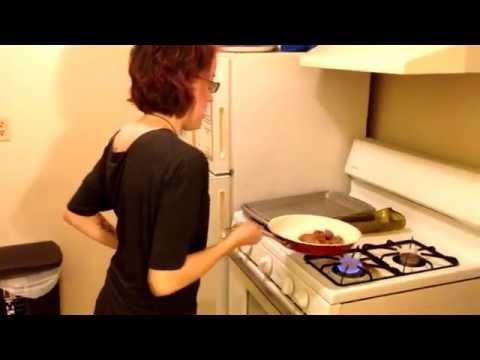 Meatless Mondays- Vegetarian Gyros