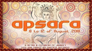 At Apsara Festival 2018 [Goa Trance Mix 11.08.2018]
