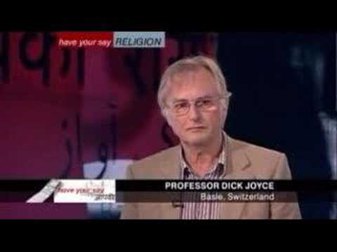 Richard Dawkins on Have Your Say (1 of 6)