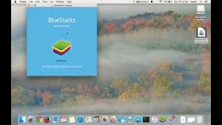 How to Download & install Bluestacks on Mac OS X (El Capitan)