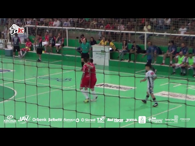 TV JEC - São Lourenço 2x4 JEC/Krona - Quartas de Final - Ida