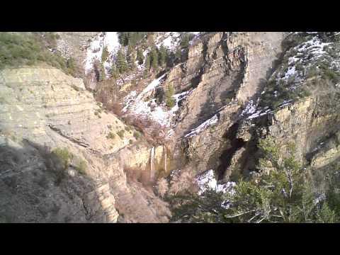 Battle Creek Falls Battle Creek Canyon Pleasant Grove Utah