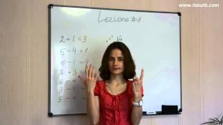 итальянский язык Урок 8: Как попросить по-итальянски номер телефона