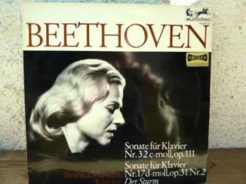 Branka Musulin / L. van Beethoven: Piano Concerto No. 4 In G Major, Op. 58: III. Rondo - Vivace