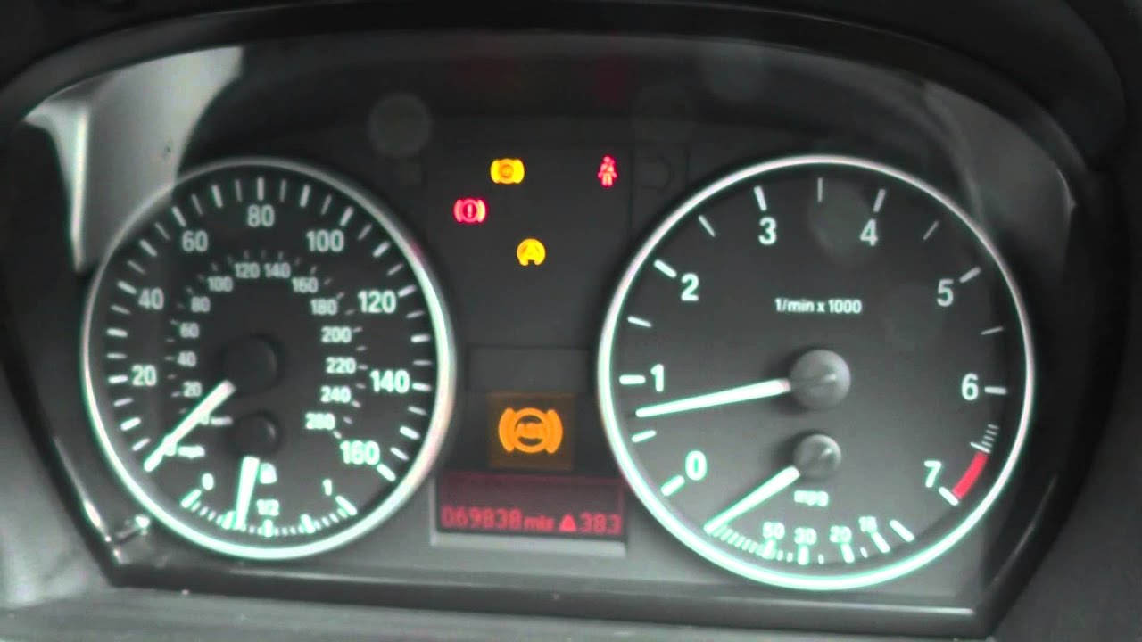 Bmw 1 Series Abs Sensor Change Amp Dash Light Reset With