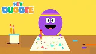 The Get Well Soon Badge - Hey Duggee Series 1 - Hey Duggee