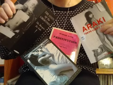 I Spent Over $100 Dollars On Erotic BDSM Novels And Photography Books