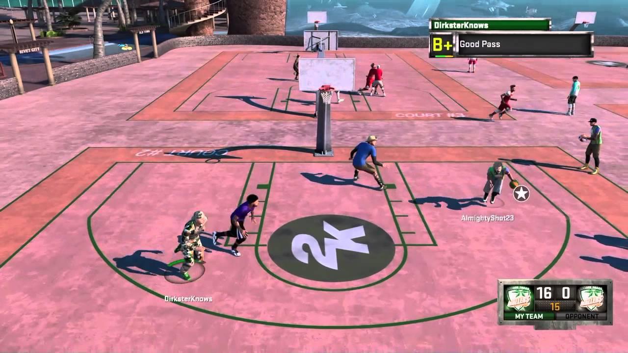 NBA 2K16 6'7 PG - YouTube  Nba 2k14 Graphics Comparison