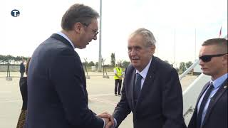 Predsednik Češke Miloš Zeman: Ja volim Srbiju, ne volim Kosovo