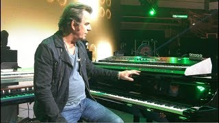 Jonathan Cain - The 2018 Journey Keyboard Rig