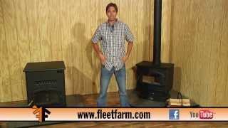 Pellet  vs. Wood Burning Stoves- Mechanical Minute with Carpenter Kline